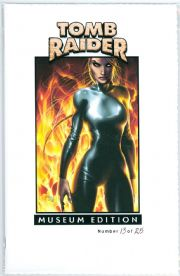 Tomb Raider #25 Museum Edition Ltd 25 Michael Turner Variant Top Cow comic book